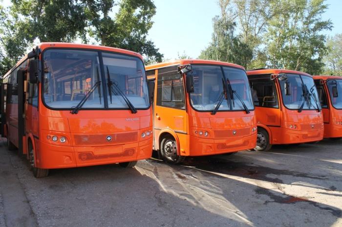 Такие автобусы среднего класса придется покупать предпринимателям, участвующим в конкурсе