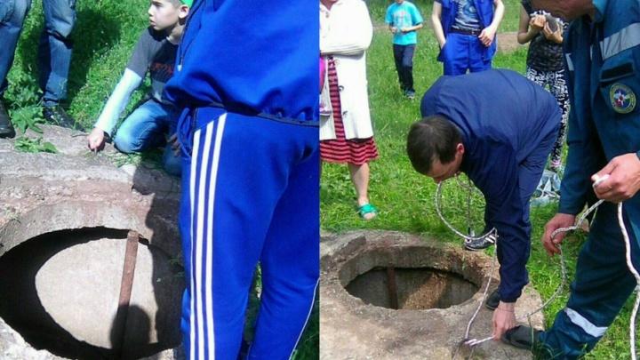 Следком Башкирии накажет виновных, из-за которых ребенок упал в колодец