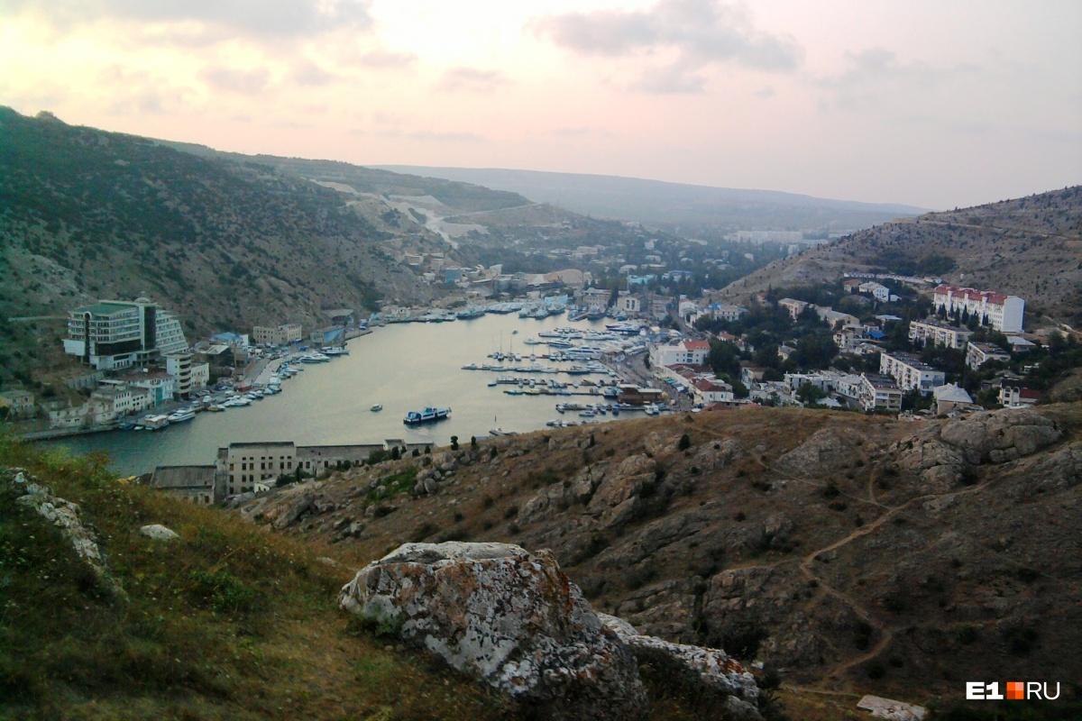 А это Крым. Недавно мы вам рассказывали,  как живет полуостров спустя пять лет после присоединения  к России