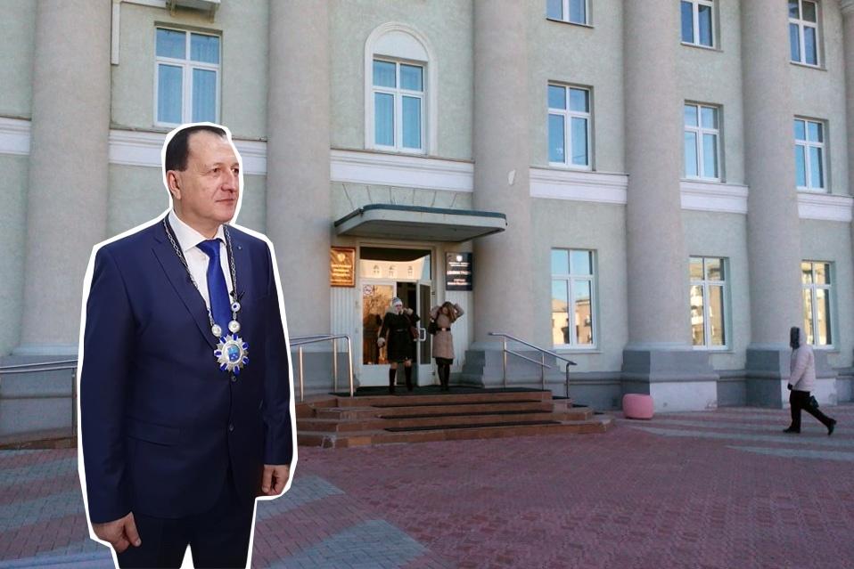 Сергей Марков уже был мэром Новокуйбышевска