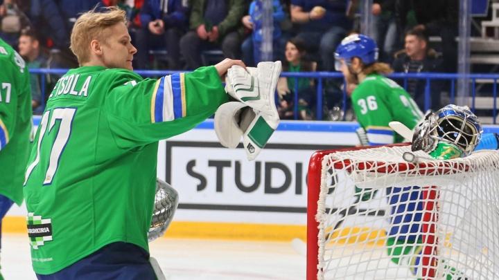 Цулыгина и Метсолу номинировали на лучшего тренера и вратаря сезона в КХЛ