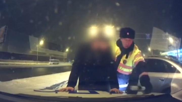 В Самаре мошенники на Audi попались районному начальнику ГИБДД, который ехал на работу