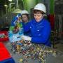 Челябинский завод переработает почти тонну батареек от гостей ЧМ-2018 по футболу