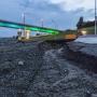 «Разгребать нулевую продольную будем сутки»: коммунальщики стягивают технику к «Волгоград Арене»