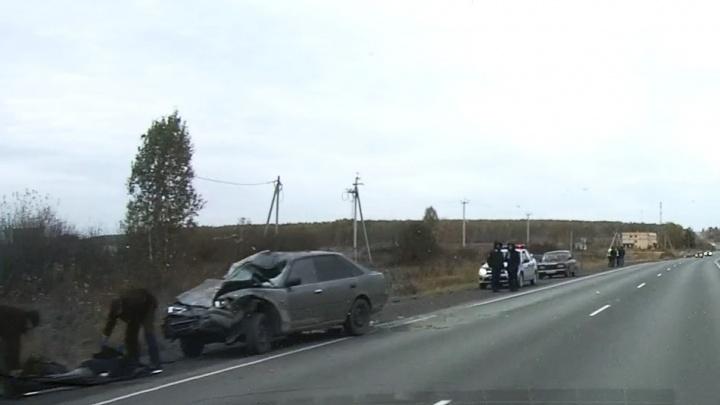 Автомобилиста приговорили к году заключения за гибель женщины на дороге под Челябинском