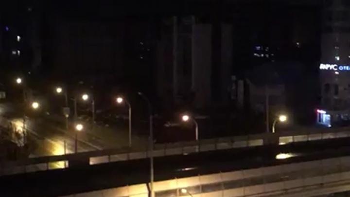 «Полрайона вырубило, не работают фонари и светофоры»: на Юго-Западе из-за аварии пропал свет