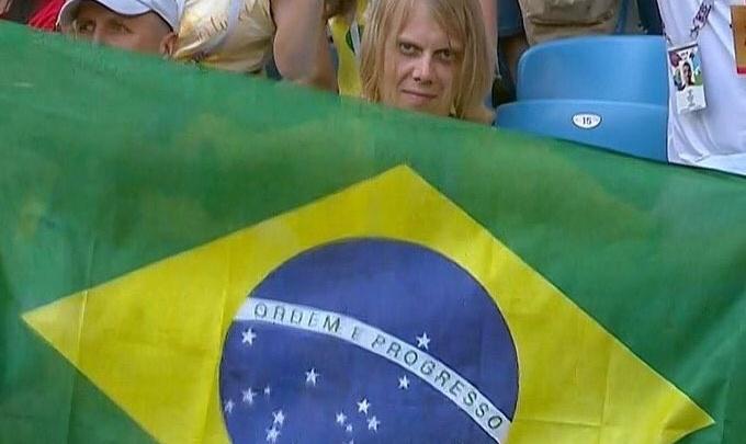 Зловещий и загадочный: самарец стал талисманом сборной Бразилии