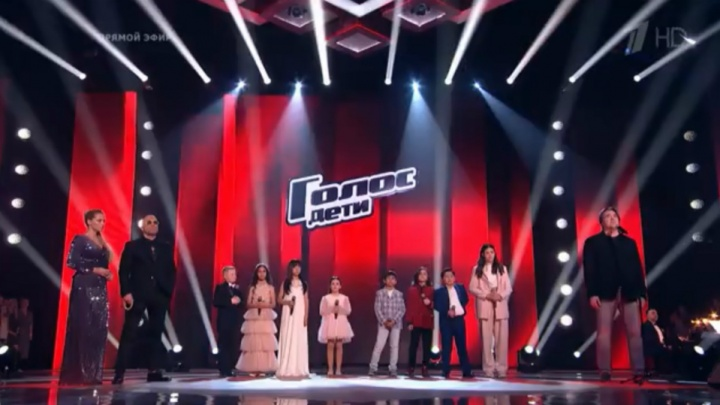 Скандальный миллион: вместе с дочерью Алсу победителями «Голос. Дети» стали все финалисты сезона