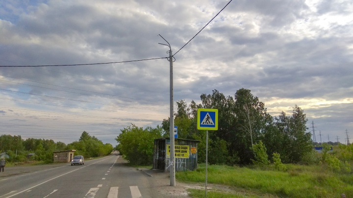 Всё до фонаря: в Челябинске в очередной раз отсрочили монтаж освещения сложной дорожной развязки