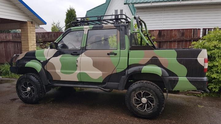 Больше 200 нарушений: за незаделанные ямы у ярославского дорожника отобрали автомобиль