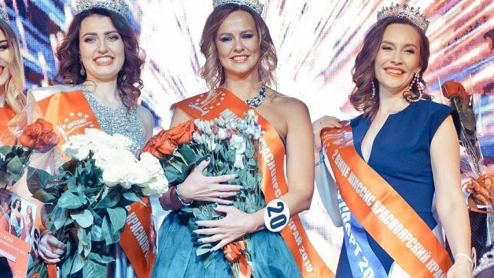Шикарную блондинку признали самой красивой замужней девушкой Красноярска