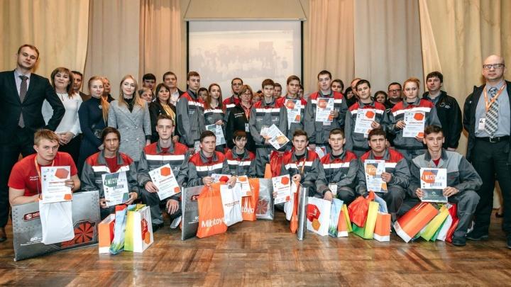 Молодые профессионалы WorldSkillsRussia получили свои награды