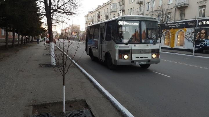 С начала года в Зауралье по вине водителей автобусов произошло 24 ДТП, в них пострадали 33 человека