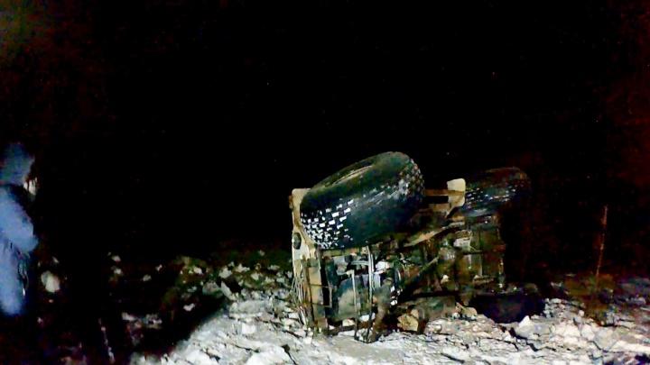 При взрыве в Югре пострадал житель Уфы