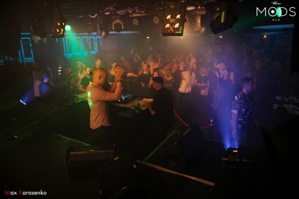 В этот день в клубе проходил концерт