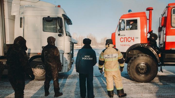 Морозы до -37 градусов: на каких тюменских трассах обустроены пункты обогрева и что там есть