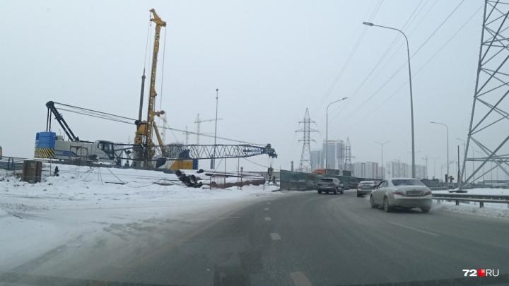На пересечении объездной с проездом Воронинские горки построят двухуровневую развязку