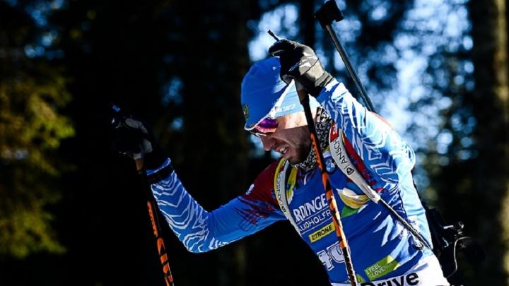Тюменский биатлонист Александр Логинов принес сборной России первое золото сезона