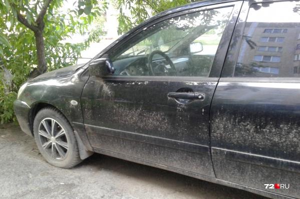 Информацию женщина оставила на портале «Тюмень — наш дом», воспользовавшись специальной вкладкой «Брошенный разукомплектованный автомобиль»