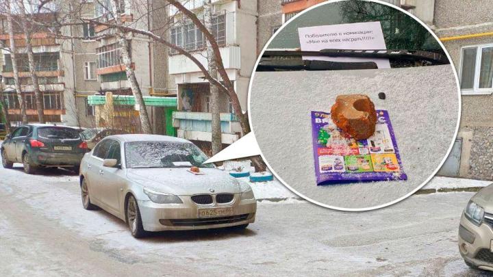 «Я паркуюсь как...»: кирпич против автохама, чиновники-нарушители и бесполезные знаки