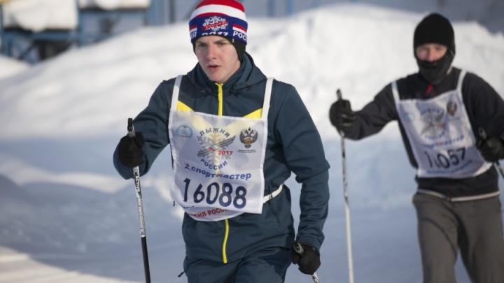 В Уфе пройдут соревнования по скандинавской ходьбе