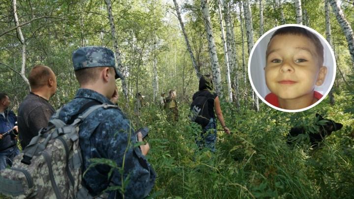 «Это чудо!»: в Омской области нашли потерявшегося в лесу Колю Бархатова