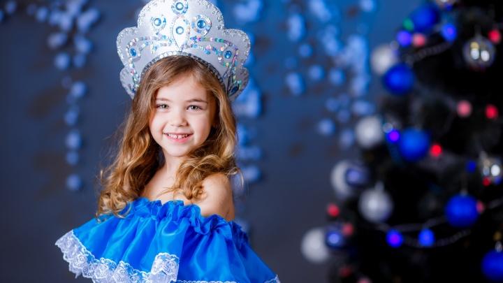 Фабрика чудес: выбираем самые яркие детские ёлки