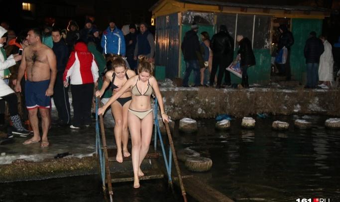 Южные «морозы»: какая погода будет в Ростове на Крещение