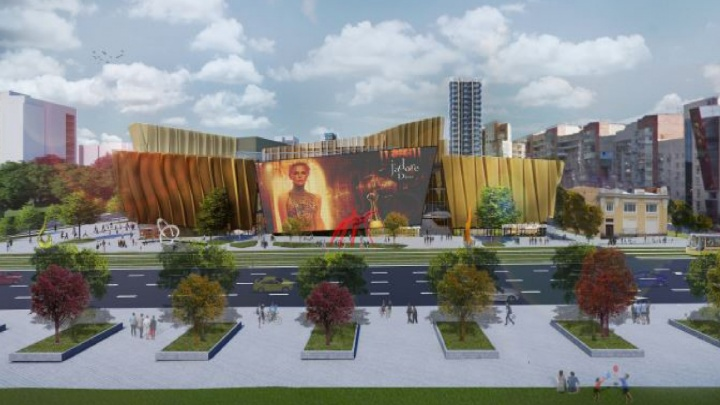 Пермские власти выдали разрешение на строительство гостиницы и кинотеатра на месте конфетной фабрики