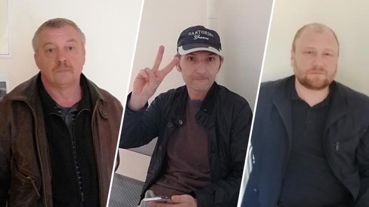 В Вилегодском районе рассмотрят уголовное дело четырех экоактивистов из-за столкновения на Шиесе