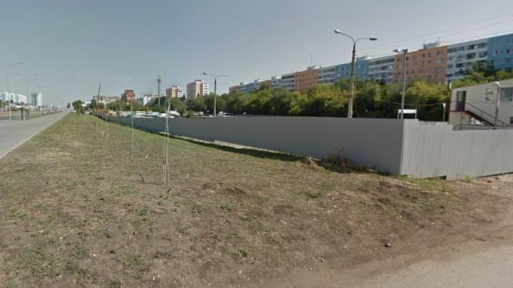На Московском шоссе построят еще один высотный ЖК
