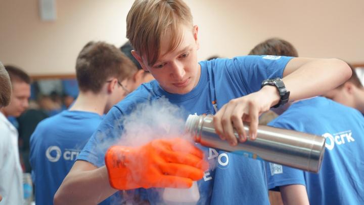 Двадцать школьников этой осенью начнут обучение в школе будущего