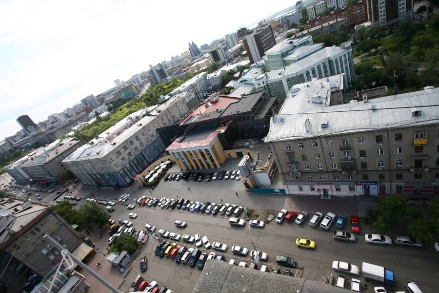 Улицу Ленина вНовосибирске сделают пешеходной навремя зимних каникул