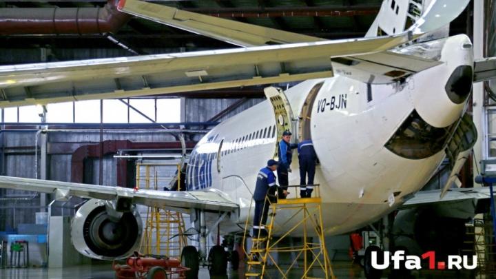 Самолет Москва — Уфа совершил экстренную посадку в Нижнем Новгороде