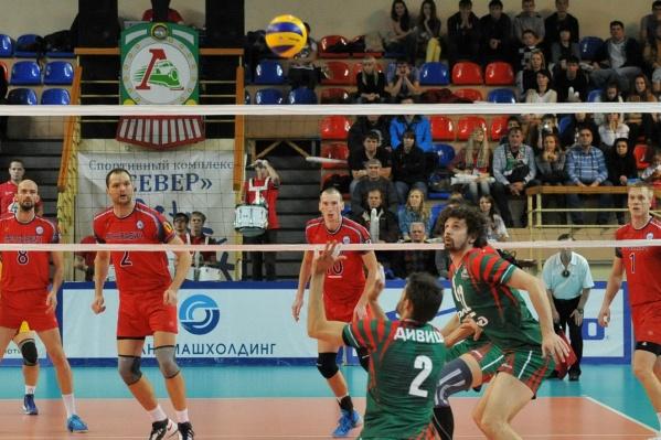 Пока известны только 8 из 10 российских городов, в которых пройдут матчи чемпионата мира по волейболу