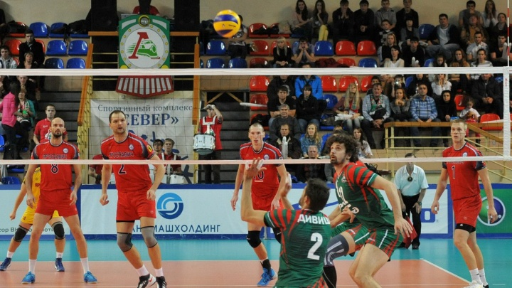 Новосибирск получил право принять чемпионат мира по волейболу