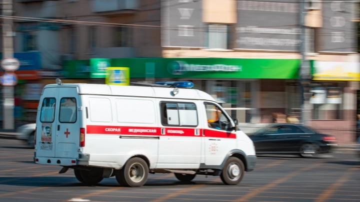 Три человека пострадали в аварии на трассе между Шахтами и Новочеркасском