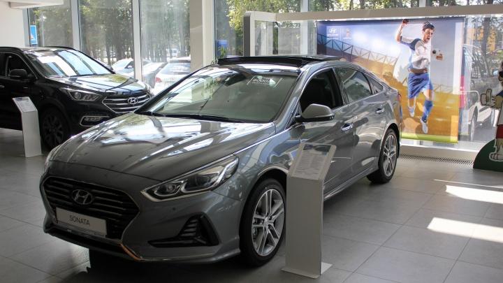 Купить и не ошибиться: где в Тюмени найти автомобиль Hyundai по выгодной цене