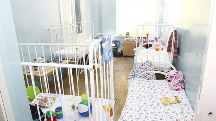 В курганском медцентре «Здоровье» выясняют, какие капли купили двухмесячному малышу родители