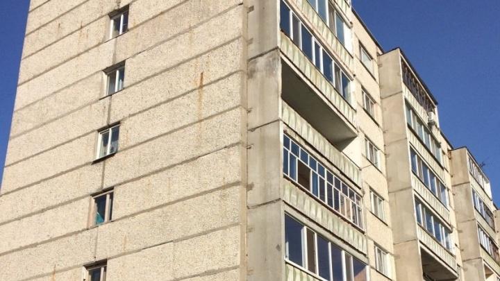 Перемерзли трубы: высотка на Ямской сидит без тепла вторые сутки
