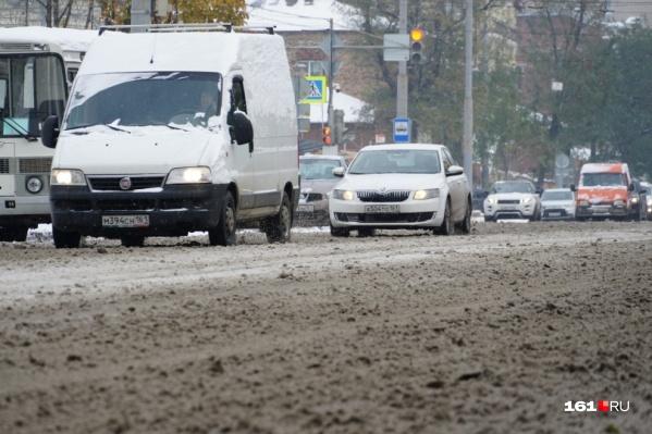 Водителей просят воздержаться от поездок в Ставрополь