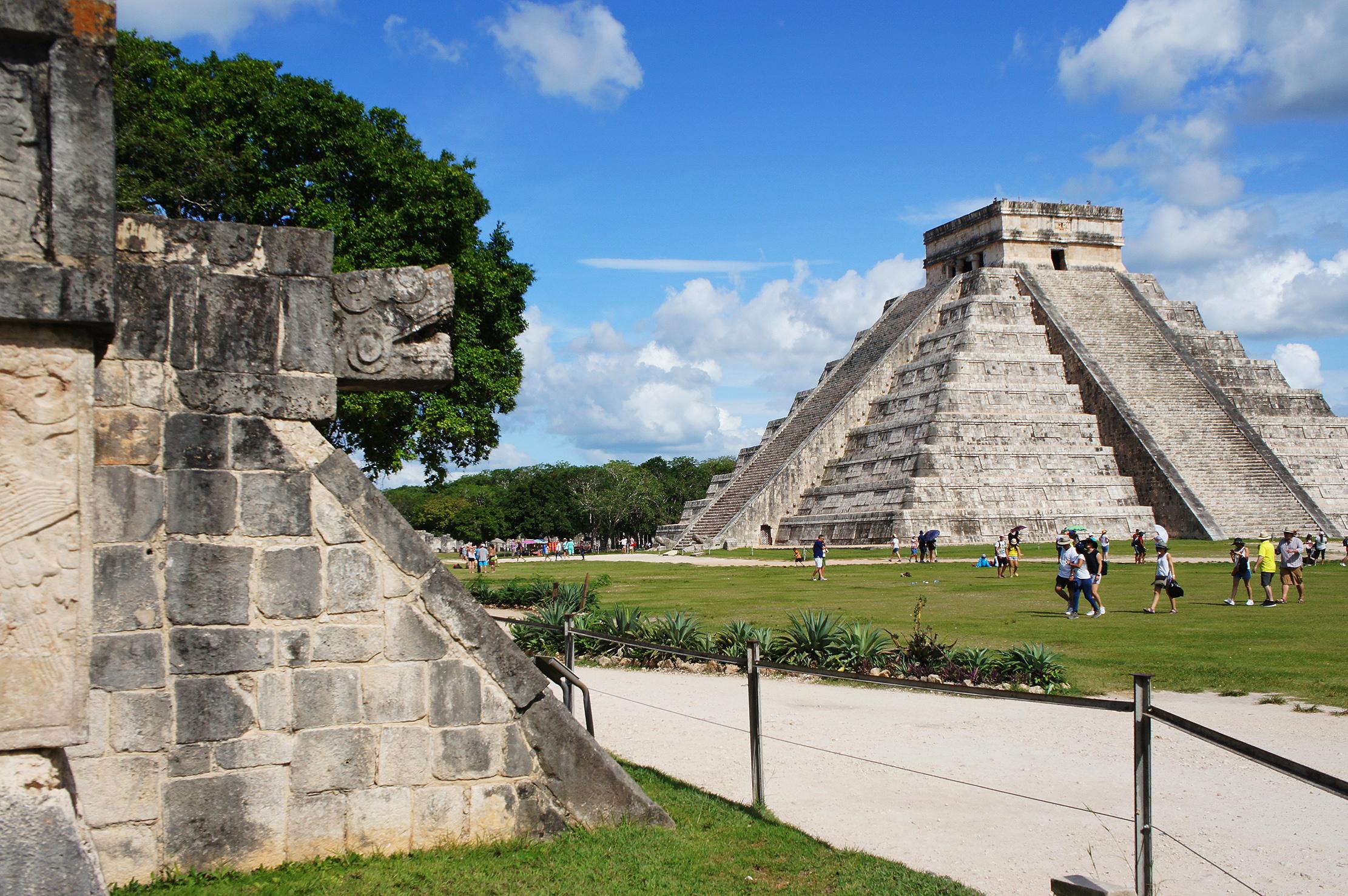 Пирамиды росли ввысь, чтобы быть ближе к богам