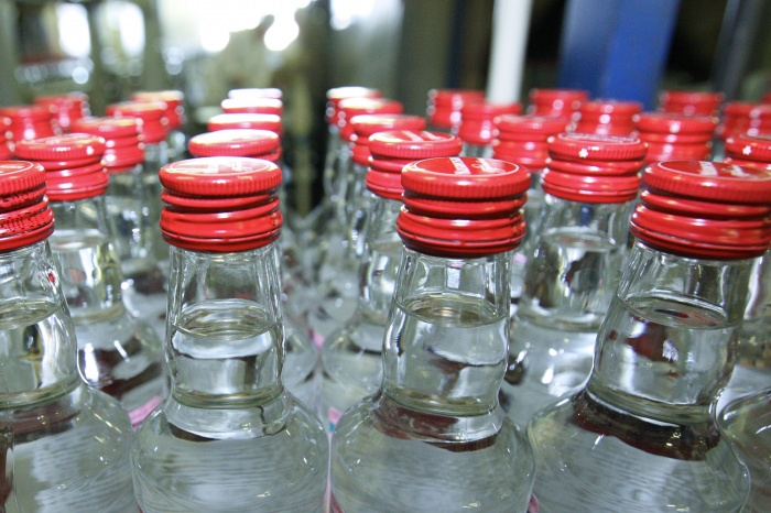 5 июня в Новосибирске поймали организатора незаконной продажи контрафактного алкоголя