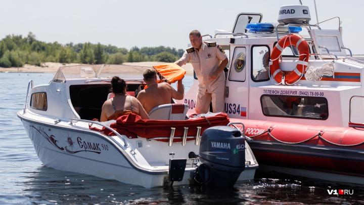 500 нарушений: в Волгограде проверяют владельцев лодок и гидроциклов