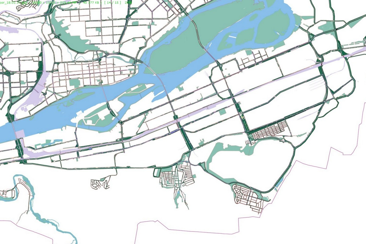 99 маршрут автобуса красноярск схема
