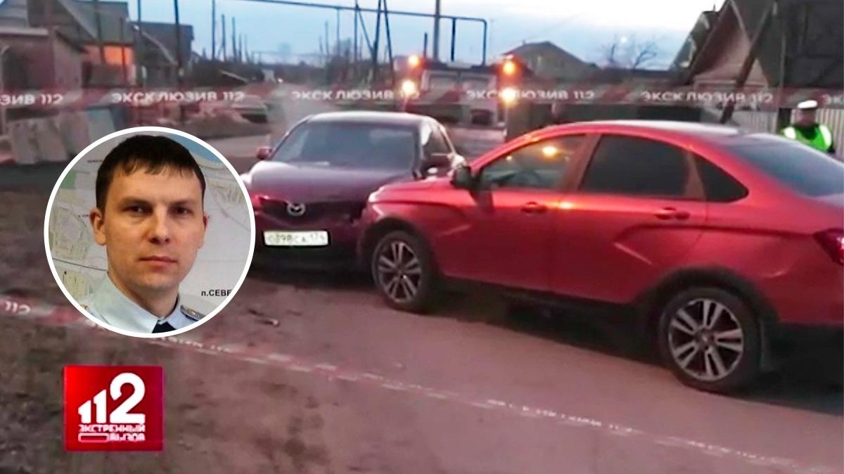 Григорий Керусенко называет ДТП с участием его машины подставой