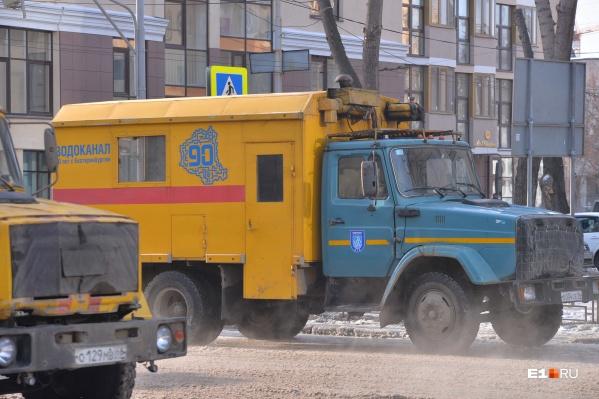 В Водоканале рассказали, что износ некоторых труб превышает 70%