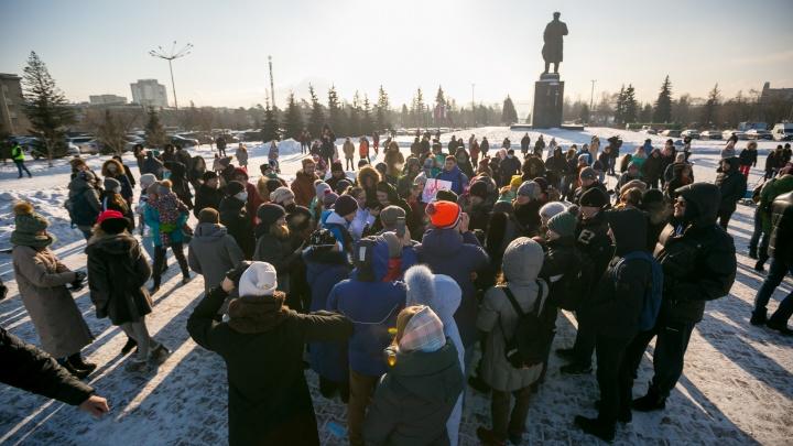 Массовый пикет против повышения цены на проезд готовят в Красноярске
