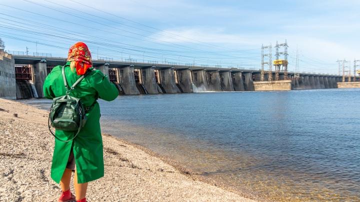 «Это природа!»: Жигулевская ГЭС открестилась от обвинений в обмелении Волги