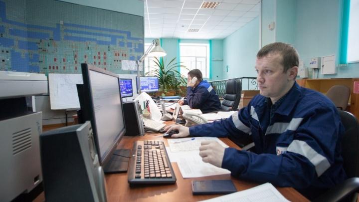 СГК в Красноярске увеличивает параметры сетевой воды перед резким похолоданием